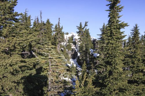 Read more about the article Sorcery Mountain in Middle Fork Snoqualmie via Horseshoe Lake / 巫術山