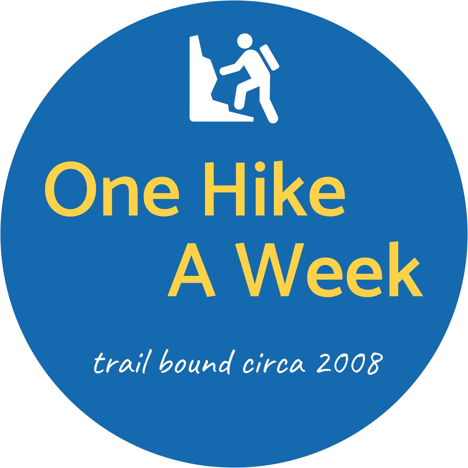 One Hike A Week logo