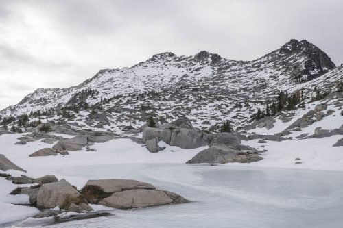 Jack Ridge in The Enchantments / 魔法森林裏的傑克脊