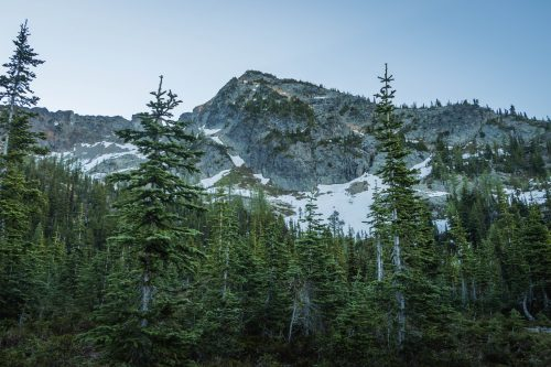 Read more about the article Whistler Mountain by Cutthroat Peak via Rainy Pass / 威士拿山