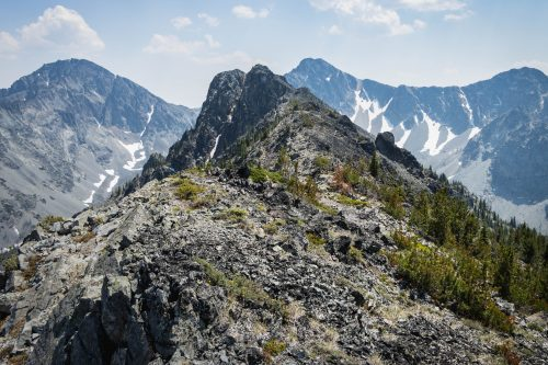 Read more about the article Eightmile Peak by Big Craggy Peak via Billy Goat Trailhead / 八哩峯