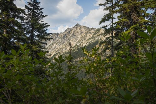 Read more about the article The Cradle by Nursery Peak via Paddy-Go-Easy Pass / 搖籃山