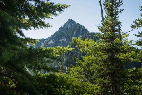 Read more about the article Silver Eagle Peak by Bald Eagle Peak and West Fork Foss River / 銀鷹峯